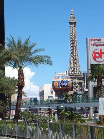 Paris in Vegas.