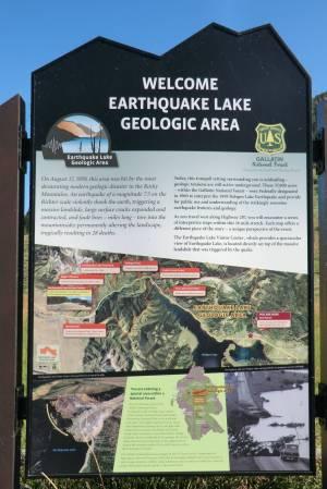 1959 Earthquake Geological Area