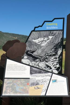 1959 Earthquake Geological Area