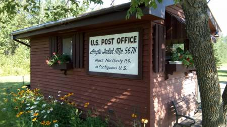 Angle Post Office