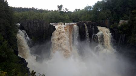 high falls, minnesota