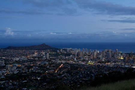 [RT08A_080] (Oahu) Pu'u Ualaka'a State Wayside