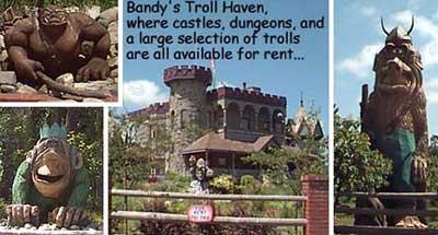 Bandy S Troll Haven