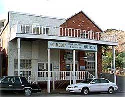 Marshall Mint Amp Museum Virginia City Nevada