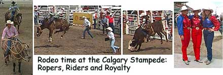 Roadtrip America 174 Calgary Stampede 1996