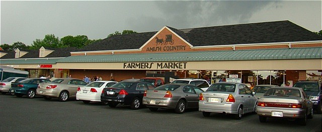 Amish Farmer's Market