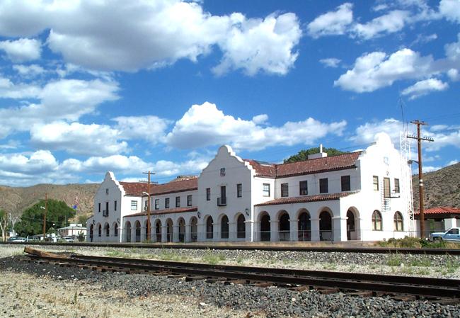 The Great American Roadtrip Forum Caliente Railroad