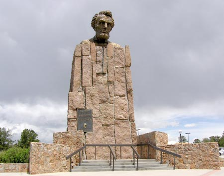 Abraham Lincoln Memorial Monument