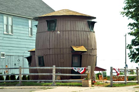 The Pickle Barrel House