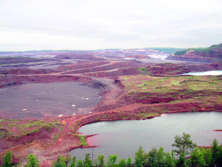 Hibbing Hull Rust Mine