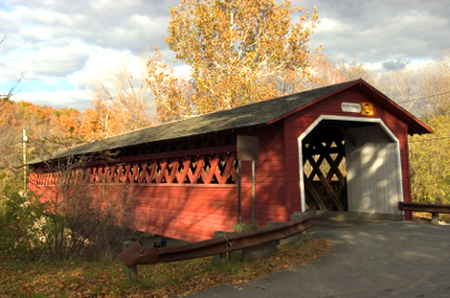 Road Trip Cost Calculator >> The Great American RoadTrip Forum - Burlington to Bennington, Vermont: Covered Bridges and Fall ...