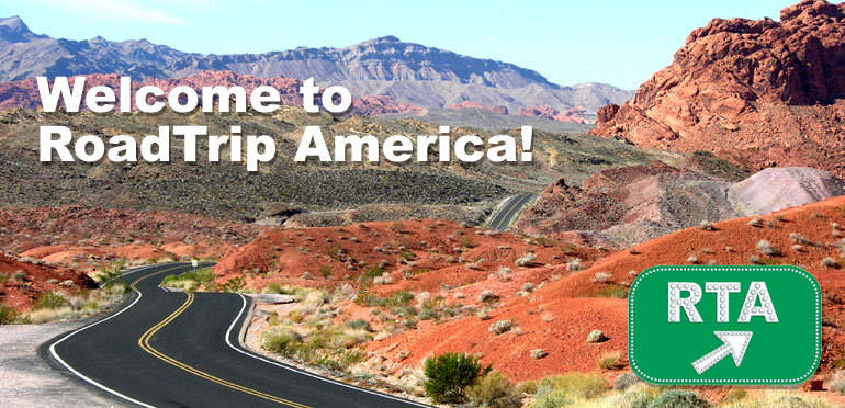 Welcome to RoadTrip America!