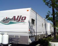 Aljo Travel Trailer