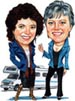 Alice Zyetz & Jaimie Hall