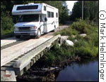 RVing in Maine
