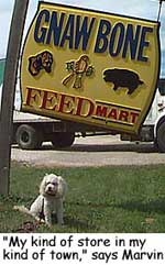 Gnaw Bone Feed Mart