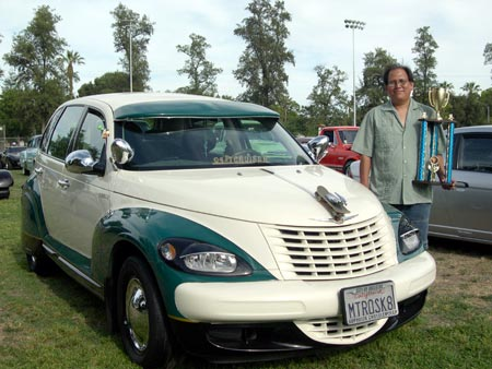 Award-Winning PT Cruiser